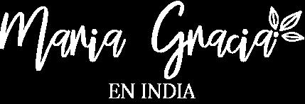 María Gracia en India